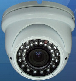 CCTV Dome Camera Oorja Solutions