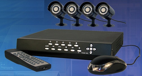 CCTV Surveillance System Oorja Solutions in Thane